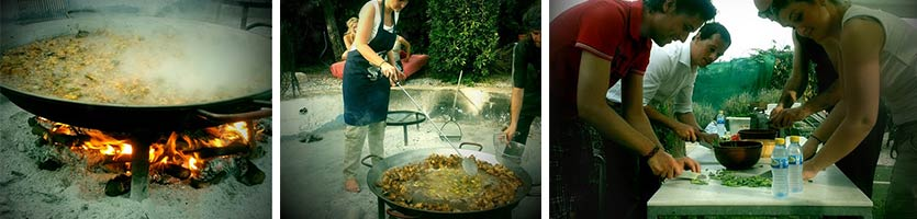 Paella-workshop