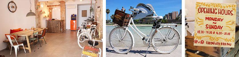 Bikeshop Valencia