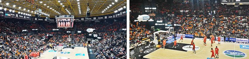 Basketbal in Valencia