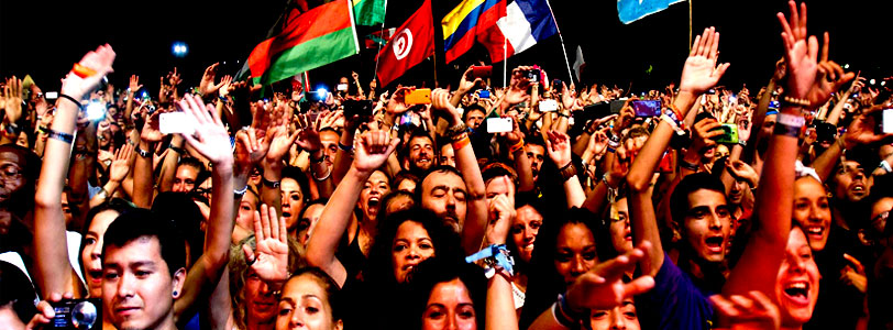 Rototom Sunsplash Reggae Festival Benicassim