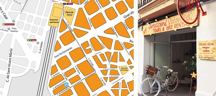 Verrassend Valencia fietstour