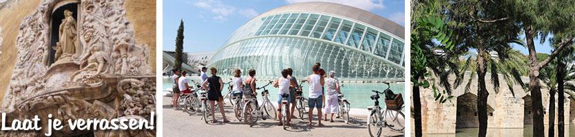 Fietstour Verrassend Valencia
