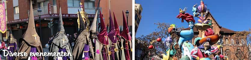 Voorjaar in Valencia