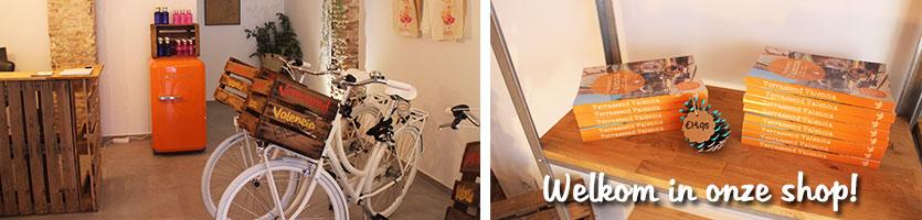 Verrassend Valencia fietsenwinkel