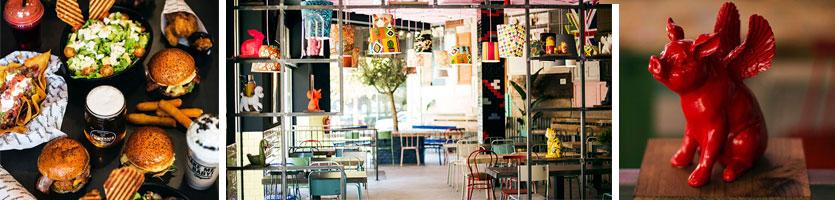 Hamburgerrestaurant Fitzgerald Torrente