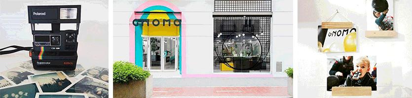 fotografie winkel in valencia polaroid