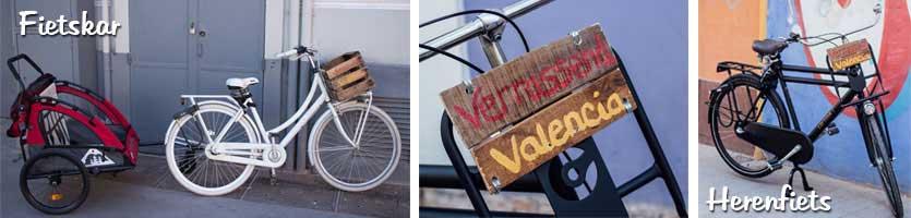 fietsen kinderen valencia