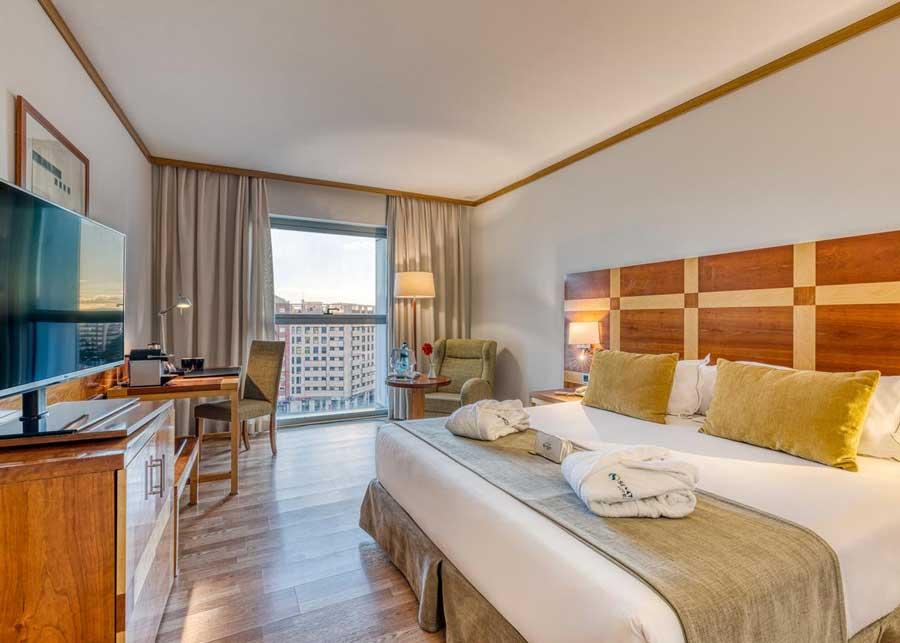 studiereis hotels Senator Parque Central Hotel