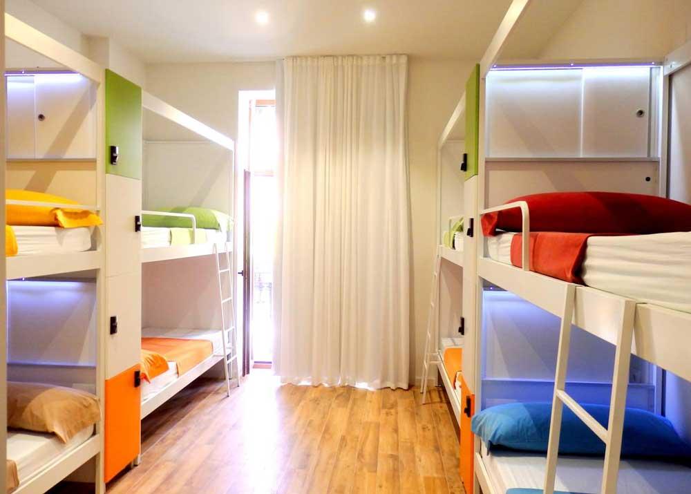 studiereis hostel Urban Youth Hostel