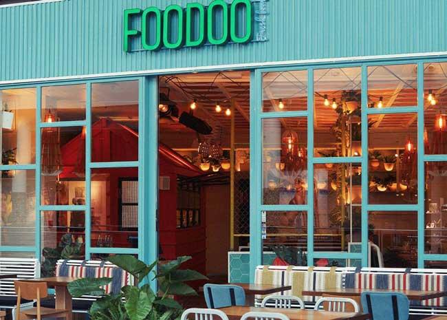 studiereis restaurant Foodoo