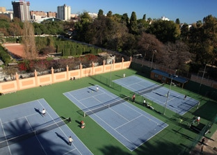 Boix team tennis