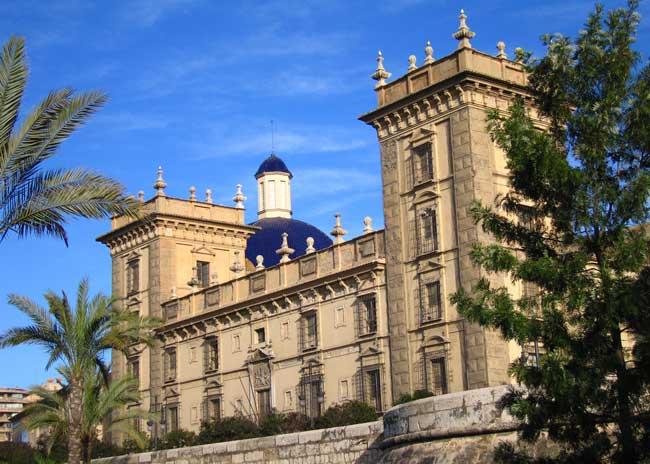 Studiereis musea Museo de Bellas Artes