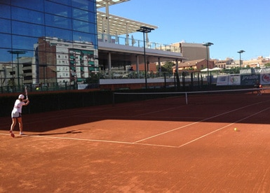 Sporting club de tenis
