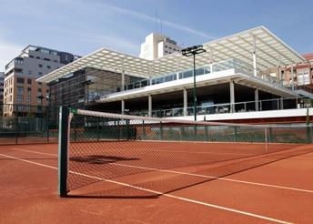Sporting club de tenis tracks