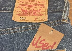 Usted Vintage Levi's