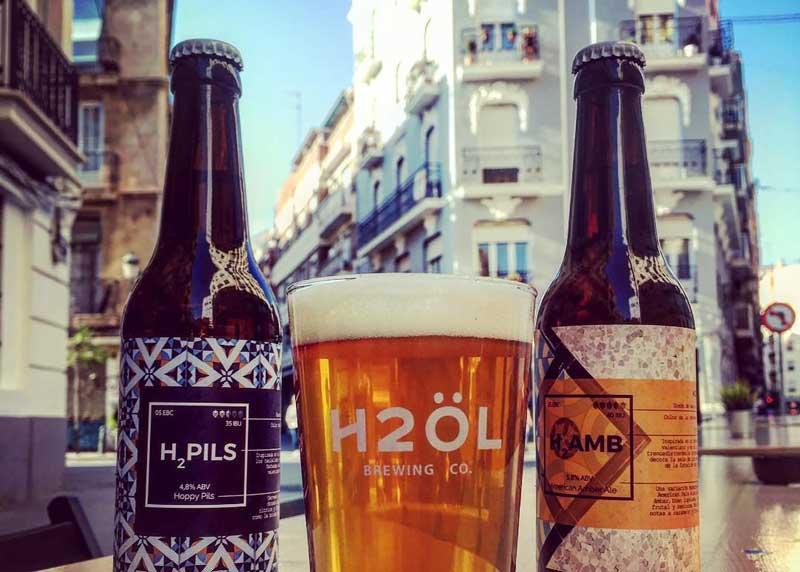 Studiereis bierbrouwerij h2öl