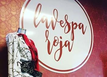 lavespa roja Valencia