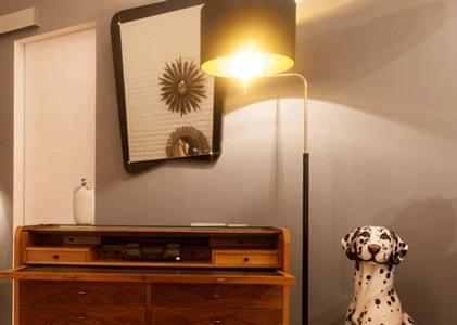 Studio Vintage Interior