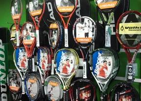 tennis sport rackets