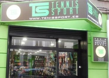 tennis sport shop