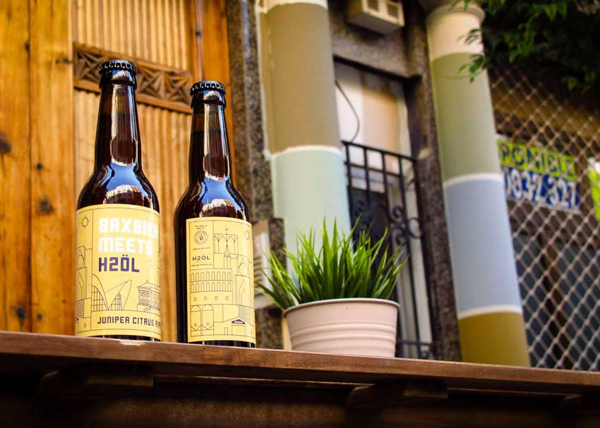 studiereis workshop bierbrouwerij