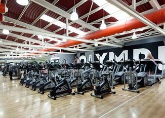 Olympia Fitness Aerobics