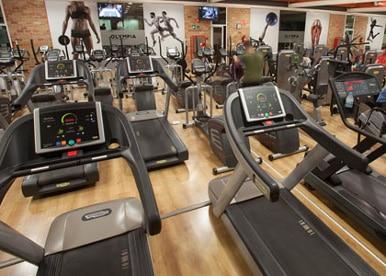 Olympia Fitness Valencia