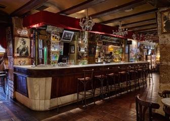 Café infanta Valencia bar