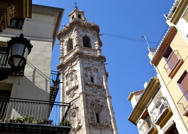 Santa Catalina Valencia