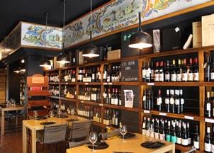 Wijnen proeven Valencia