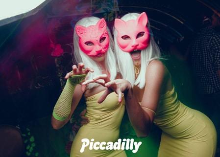 Nachtleven Valencia Piccadilly entertainment