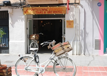Verrassend Valencia Tours & Bike Rental Shop