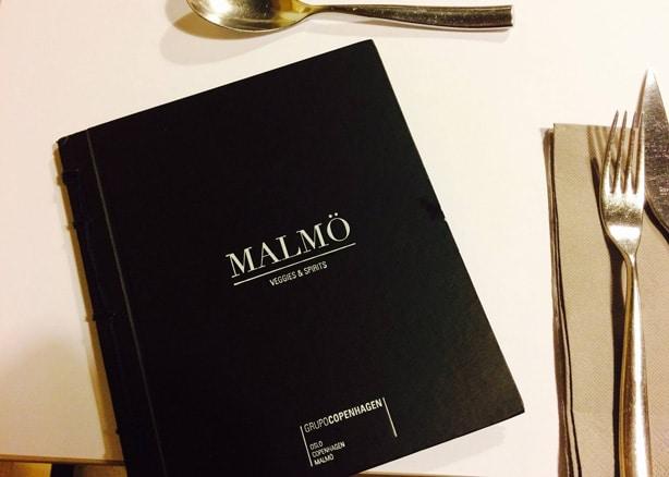 Vegetarisch restaurant Malmö menukaart