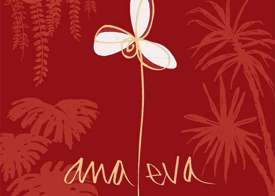 Vegetarisch restaurant Ana Eva logo