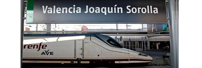 hogesnelheidslijn van Valencia