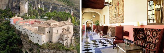 Cuenca hotel Parador