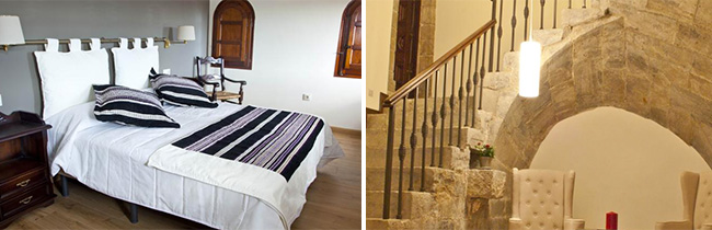 Morella hotel Cardinal Ram