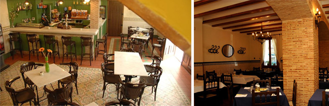 Bunol restaurant Posada Venta Pilar