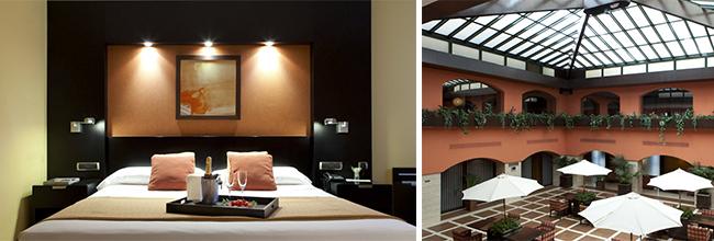 Castellon hotel Intur
