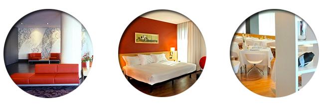 Castellon hotel Luz