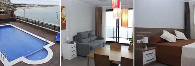 Cullera aparthotel El Faro