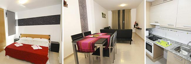 Vinaros appartementen La Parreta
