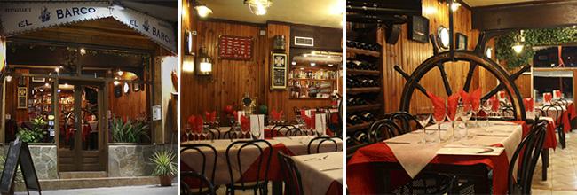 Vinaros restaurante El Barco
